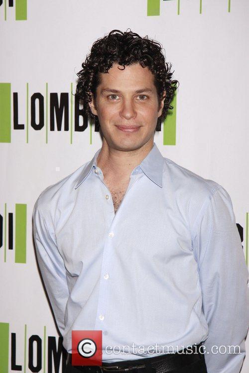 Thomas Kail The 'Lombardi' cast photocall held at...