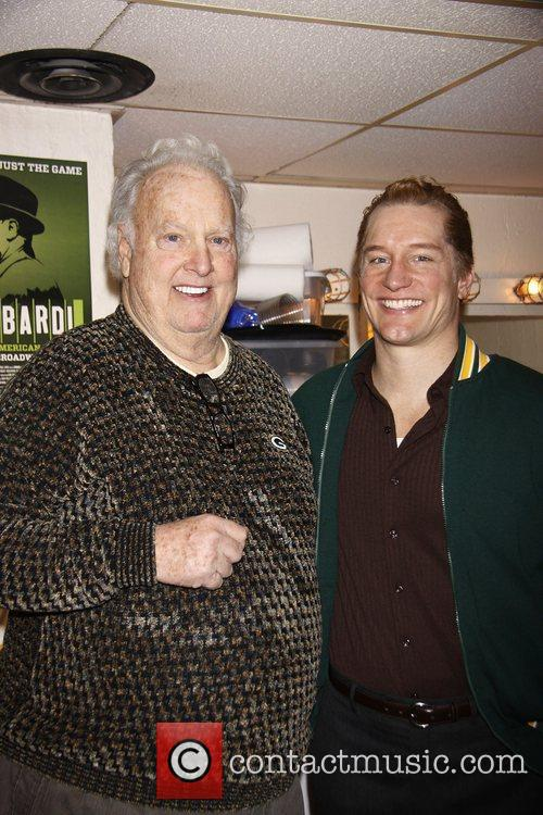 Paul Hornung, Green Bay Packer Hall of Fame...