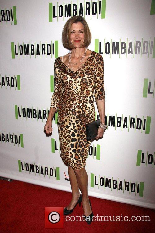 Wendie Malick  Opening night of the Broadway...