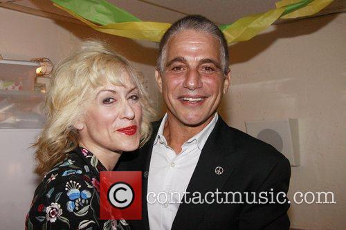 Judith Light and Tony Danza Tony Danza reunites...