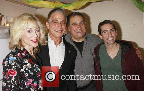 Judith Light, Tony Danza, Dan Lauria and Keith...