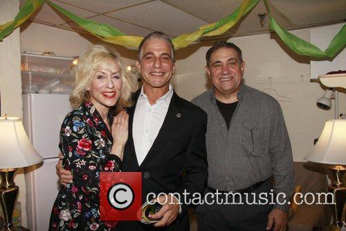 Judith Light, Tony Danza and Dan Lauria Tony...