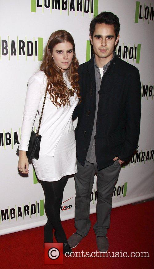 Kate Mara and Max Minghella  Opening night...