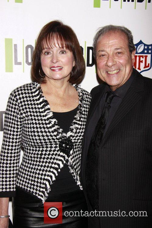 Florence Grimaldi and her husband Dan Grimaldi Opening...