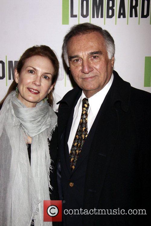 Elizabeth Lo Bianco and Tony Lo Bianco Opening...