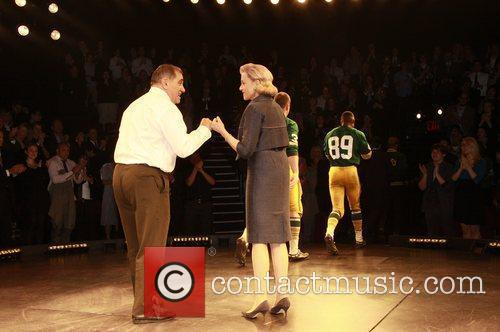 Dan Lauria and Judith Light Opening night of...