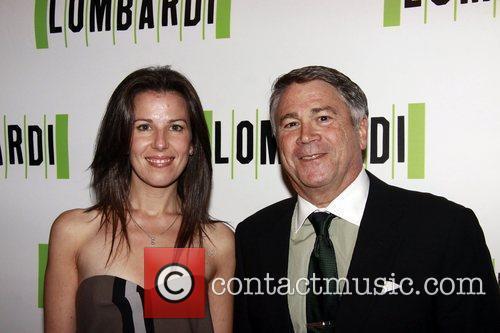 Fran Kirmser and Tony Ponturo Opening night after...