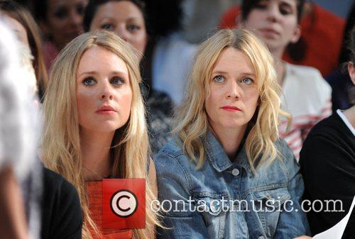 Diana Vickers (left) and Diana Vickers 1