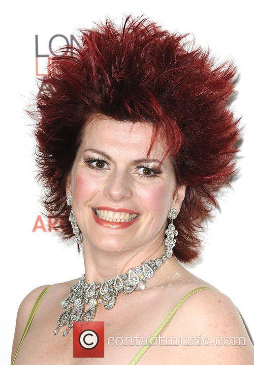 Cleo Rocos,  London Lifestyle Awards held at...