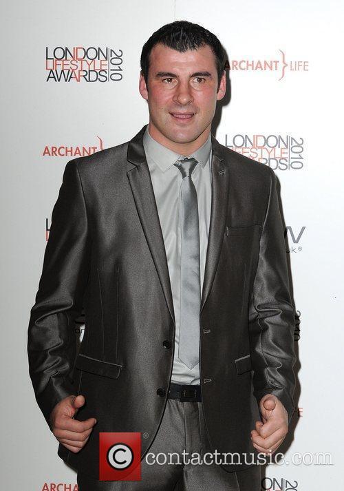 Joe Calzaghe,  London Lifestyle Awards held at...