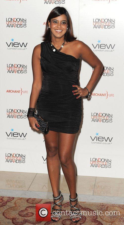 Poojah Shah,  London Lifestyle Awards held at...