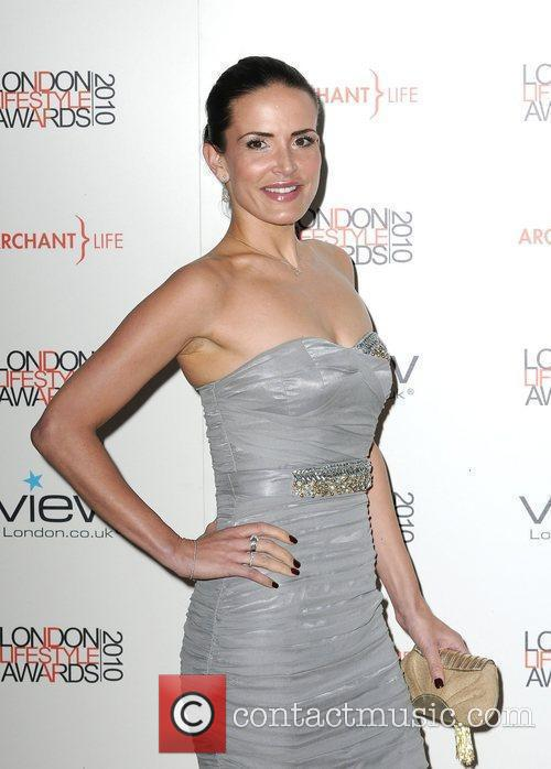 Sophie Anderton,  London Lifestyle Awards held at...