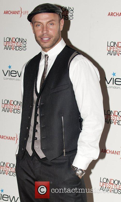 Jason Gardiner London Lifestyle Awards held at the...