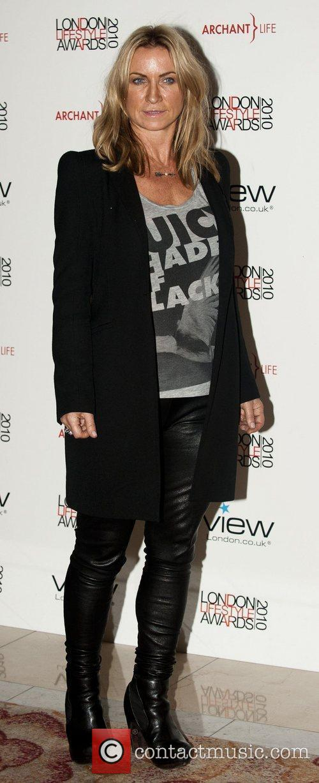 Meg Mathews London Lifestyle Awards held at the...
