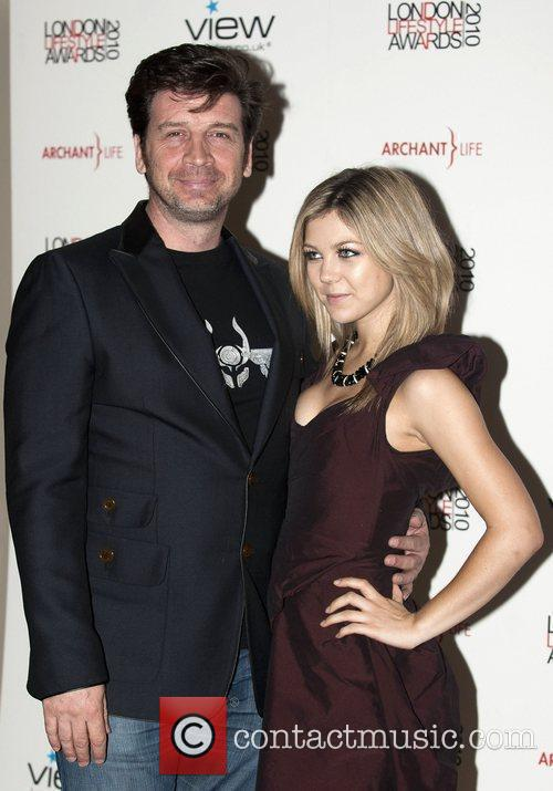 Nick Knowles and girlfriend Hannah  London Lifestyle...