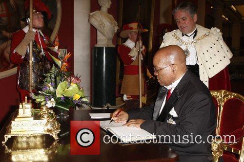 President of South Africa - Jacob Zuma...