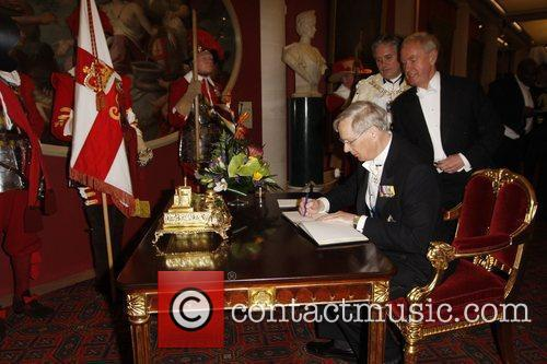 The Duke of Gloucester The Lord Mayor Nick...