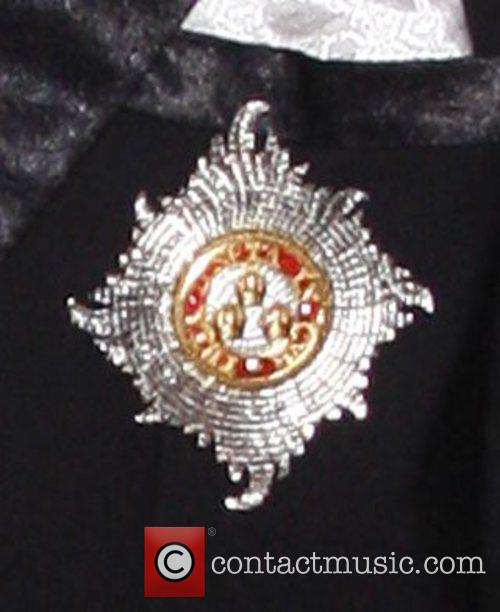 The Lord Mayor Nick Anstee's Badge The Lord...