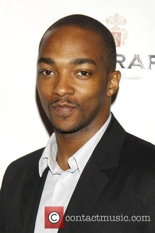Anthony Mackie  the 2010 Lucille Lortel Awards...