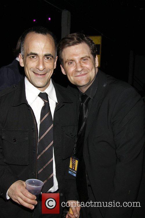 David Pittu and Eric Ostrow  the 2010...