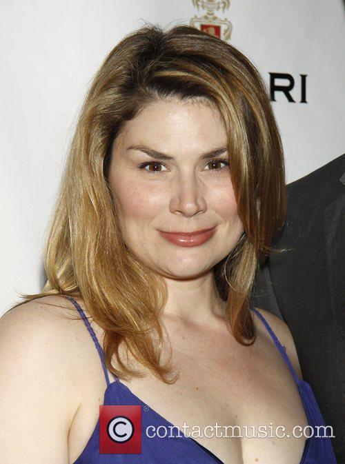 Heidi Blickenstaff  the 2010 Lucille Lortel Awards...