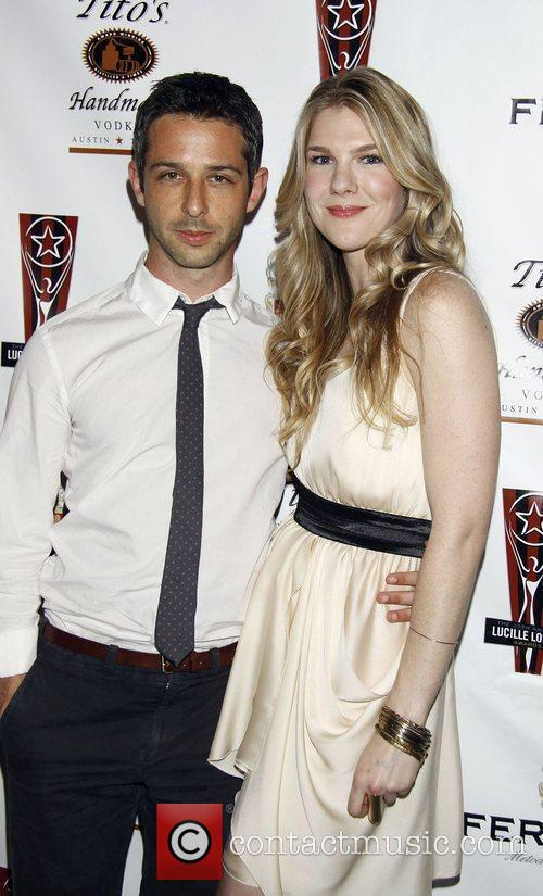 Jeremy Strong and Lily Rabe  the 2010...