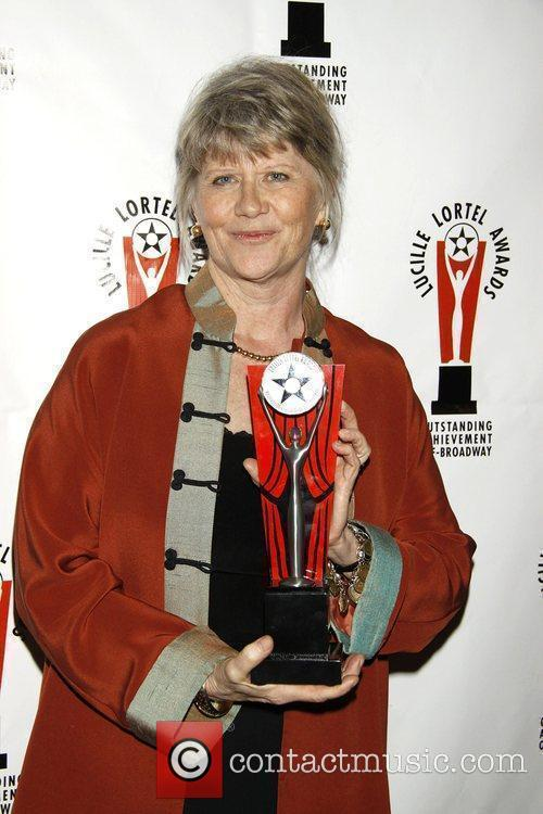 Judith Ivey  the 2010 Lucille Lortel Awards...