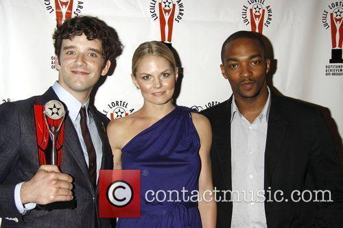 Michael Urie, Jennifer Morrison, and Anthony Mackie...
