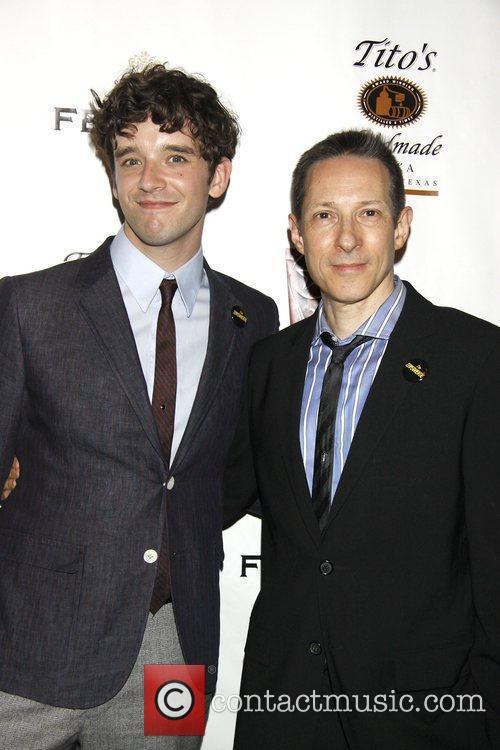 Michael Urie and guest  the 2010 Lucille...