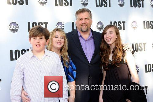 Daniel Roebuck and Family