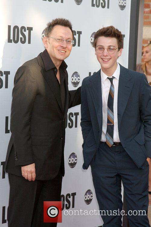 Michael Emerson & Sterling Beaumon (Older and Younger...