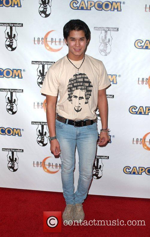Boo Boo Stewart Launch Of Capcom's Lost Planet...