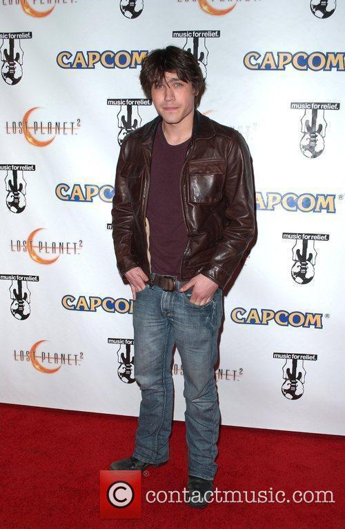 Logan Huffman Launch Of Capcom's Lost Planet 2...