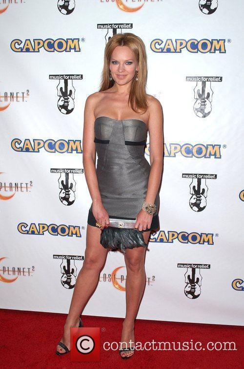 Natasha Alam Launch Of Capcom's Lost Planet 2...