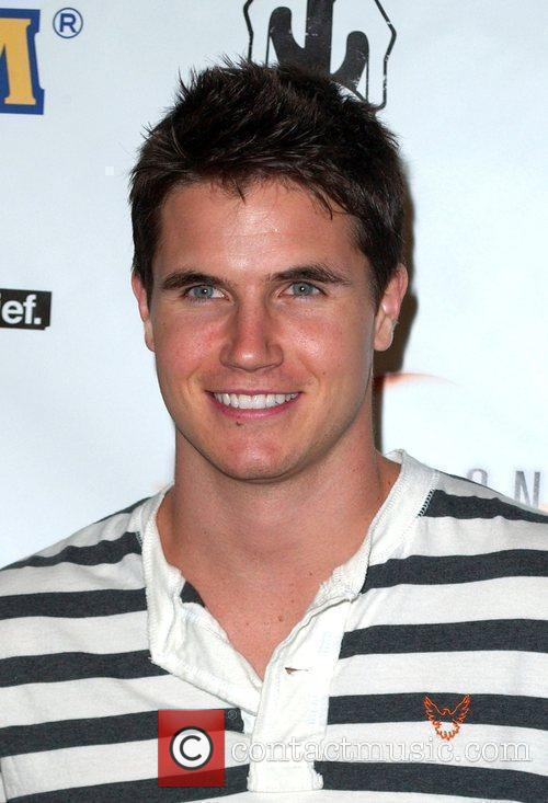 Robbie Amell Launch Of Capcom's Lost Planet 2 Held At The| Robbie