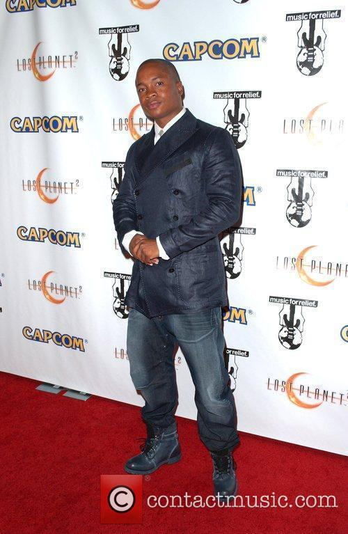 Sam Jones Launch Of Capcom's Lost Planet 2...