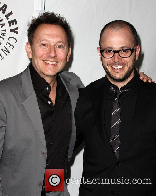 Michael Emerson and Damon Lindelof 7