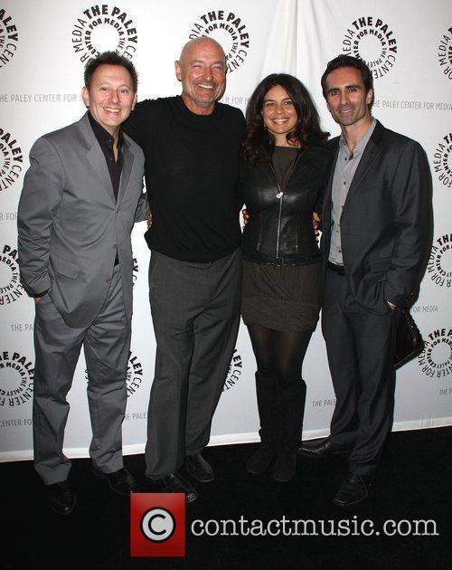 Terry O' Quinn, Michael Emerson, Zuleihka Robinson and...