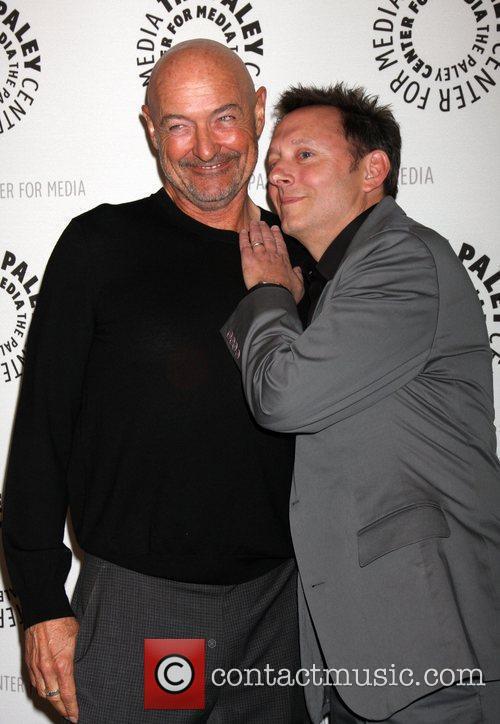 Terry O'Quinn & Michael Emerson 27th annual PaleyFest...