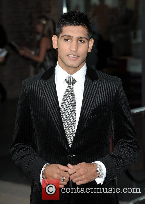 Amir Khan BBC One presents The National Lottery's...