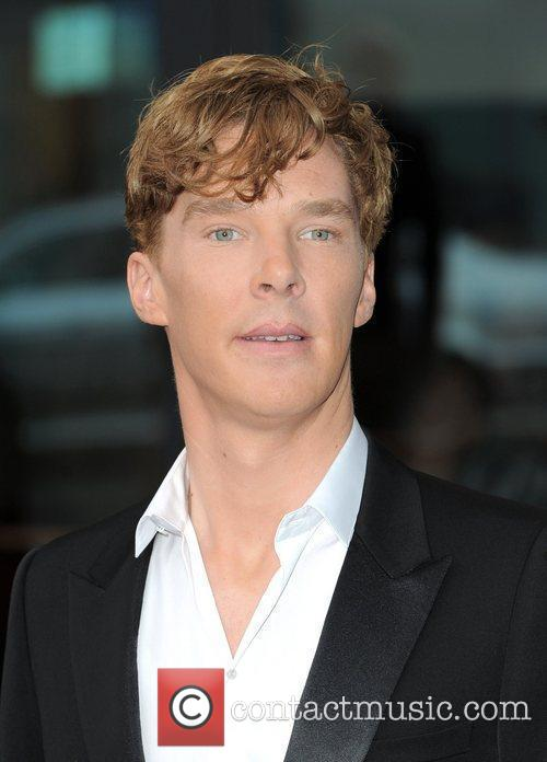 Benedict Cumberbatch BBC One presents The National Lottery's...