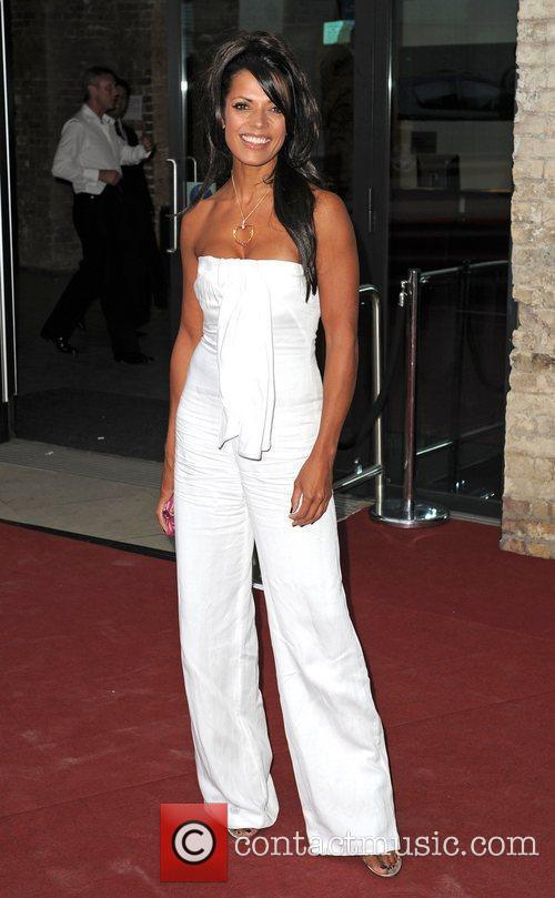 Jenny Powell BBC One presents The National Lottery's...