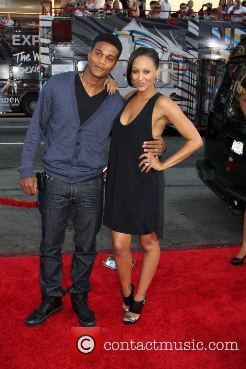 Cory Hardrict & Tia Mowry   The...