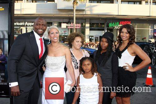 Terry Crews and Family 3