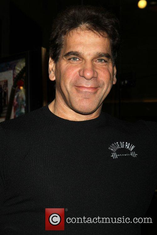 Lou Ferrigno and Incredible Hulk 2