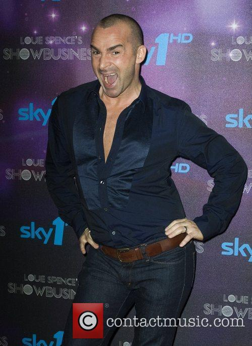 Louie Spence  launches the follow up to...