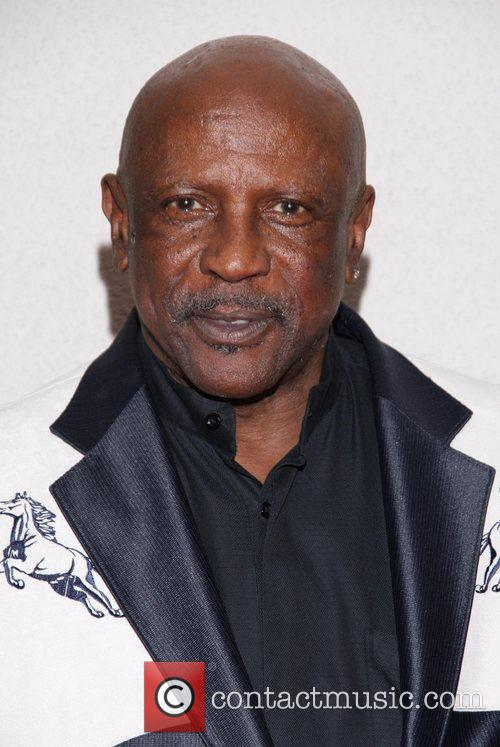 *file photo* * GOSSETT JR. BATTLING PROSTATE CANCER...