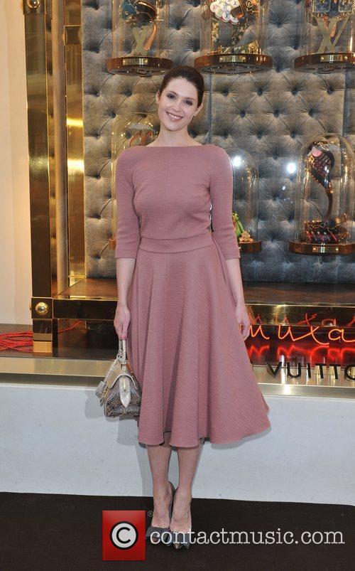 Gemma Arterton Louis Vuitton unveils the New Bond...