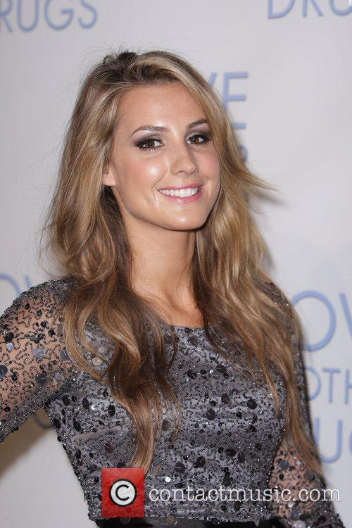 Laura Dundovic The Premiere of 'Love And Other...