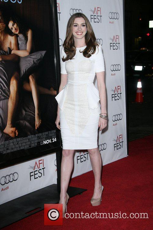 Anne Hathaway and Afi 8